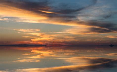Imagen de Atardecer, Ocaso, puesta de sol, Paisaje, nubes ...
