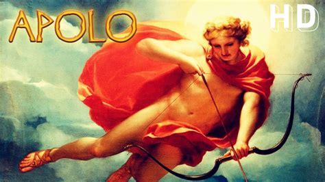 imagen de dios de griego el mito de apolo dios de la ...