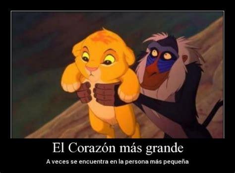imagen de el rey leon con frases con su hijo | Todas Frases