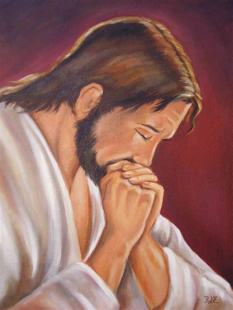 Imagen de jesus orando - Imagui