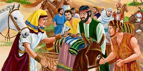 Imagen de la historia de jose y sus hermanos - Imagui