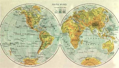 Imagen de mapamundi - Imagui