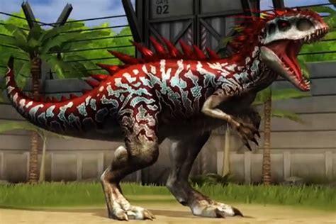 Imagen   Indominus Rex Hibrido 1.png | Jurassic Park Wiki ...