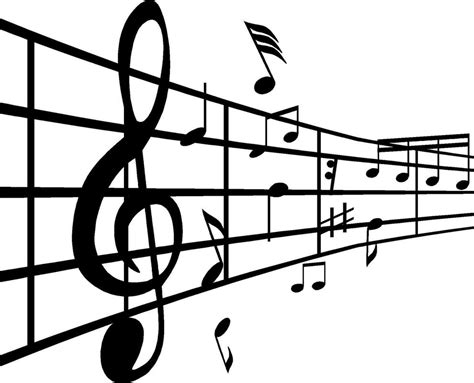 Imagen notas musicales   Imagui