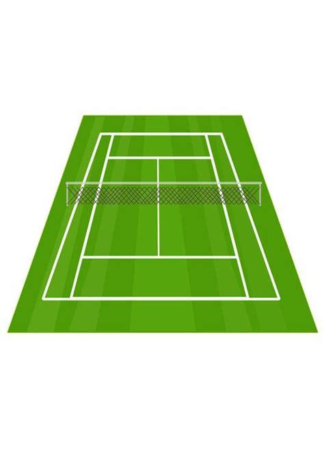 Imagen pista de tenis - Img 28274