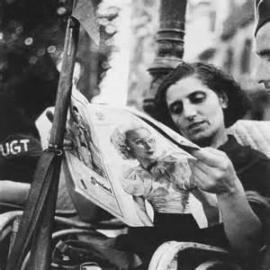 Imagen tomada por Robert Capa de la Guerra Civil española ...