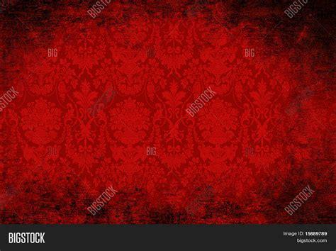Imagen y foto Fondos Antiguos De Terciopelo Rojo | Bigstock