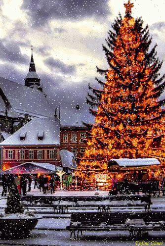 Imágenes Animadas Árboles de Navidad   1000 Gifs