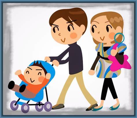 imagenes animadas de una familia en la playa Archivos ...