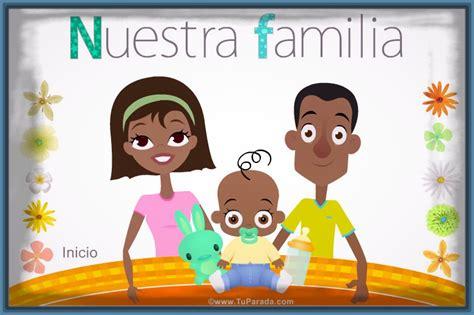 imagenes animadas de una familia feliz Archivos   Imagenes ...