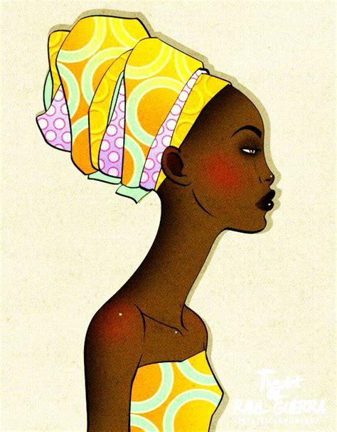 Imágenes Arte Pinturas: Llamativas Imágenes de negras ...