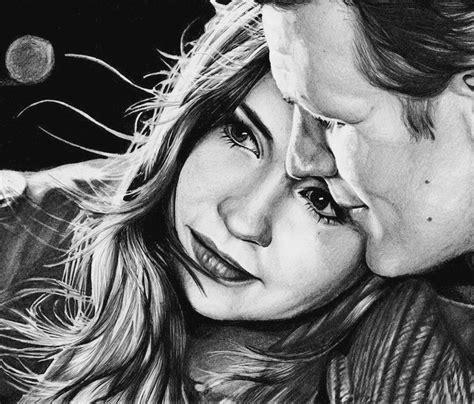 Imágenes Arte Pinturas: Tiernos Dibujos De Enamorados A ...