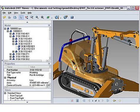 Imágenes Autodesk DWF Viewer