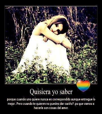 Imagenes Bonitas De Amor No Correspondido   Imagenes ...