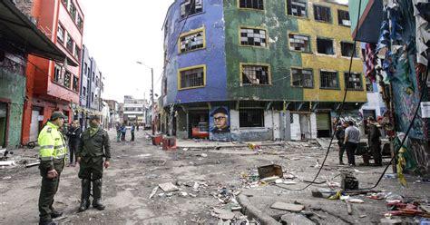 Imagenes: Bronx Bogotá: así es el sector más peligroso de ...
