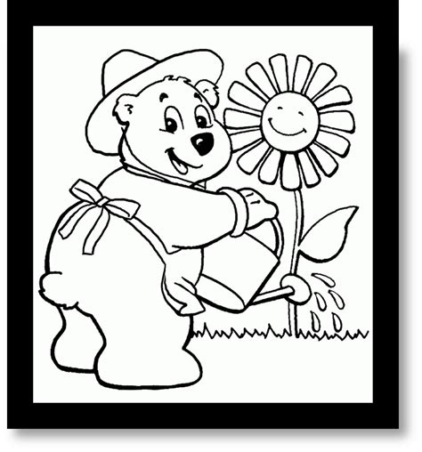 Imágenes Con Dibujos De La Primavera Para Niños De ...