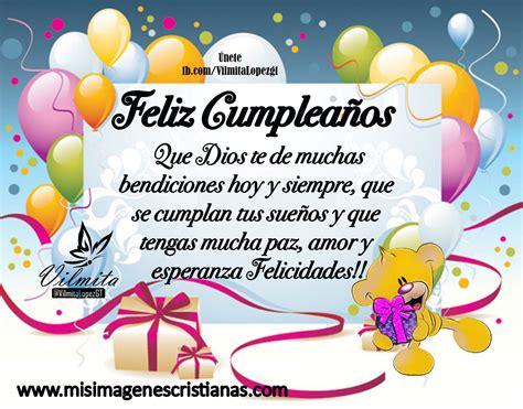 Imágenes Cristianas De Feliz Cumpleaños –Felicidades En tu ...
