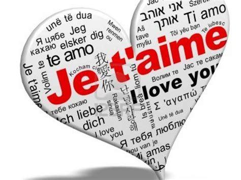 Imágenes de amor con la frase  Te Amo  en ingles, frances ...