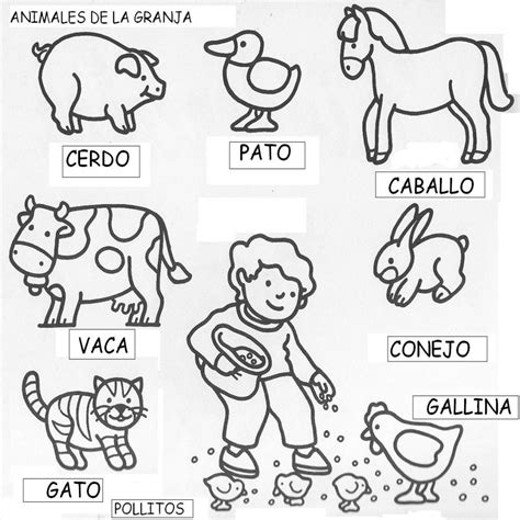 Imagenes De Animales Para Colorear Imagenes Para Dibujar ...
