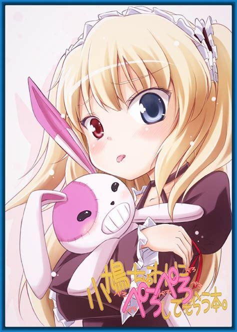 Imagenes de anime de niñas encantadoras e ingenuas ...