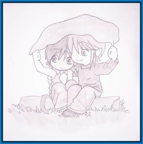 Imagenes de anime enamorado con frases y para dibujar ...