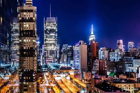 Imagenes De Ciudades De Noche Para Fondo De Pantalla