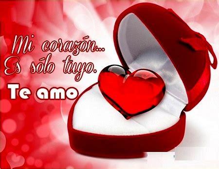 imagenes de corazon con mensajes de amor para whatsapp ...
