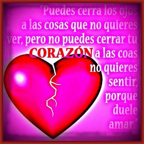 Imagenes de Corazones con Frases de Amor para Facebook ...
