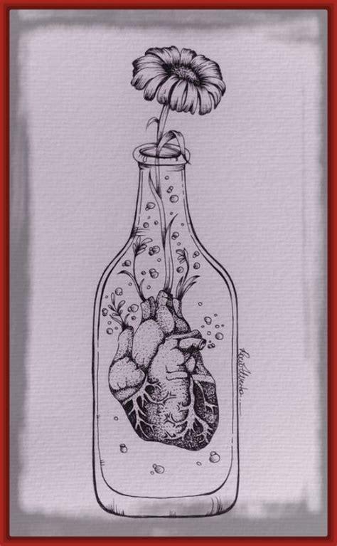 imagenes de corazones dibujos a lapiz Archivos | Imagenes ...