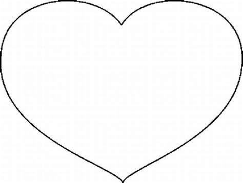 Imagenes de corazones grandes para imprimir   Imagui