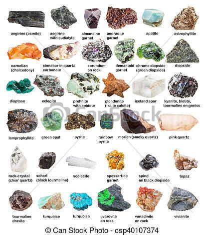 Imágenes de Cristales, Colección, piedras preciosas ...