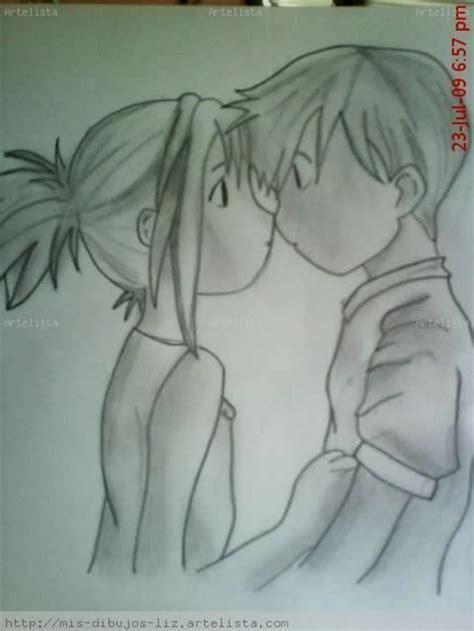 Imagenes De Dibujos A Lapiz Para Enamorados Chidos ...