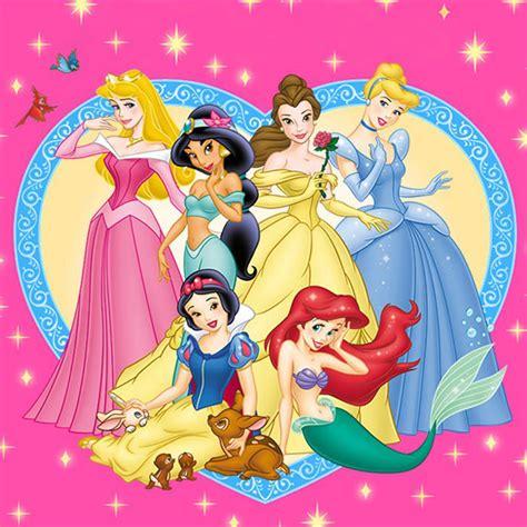 Imagenes de dibujos animados: Princesas Disney