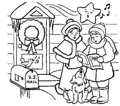 Imagenes de Dibujos para Colorear de Navidad Especial ...