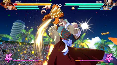 Imágenes de Dragon Ball Fighter Z para PC   3DJuegos