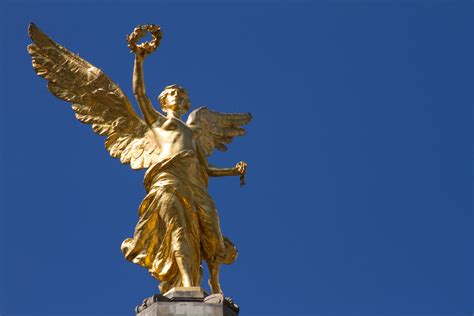 Imagenes de El Angel de la Independencia