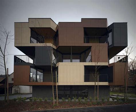 Imagenes de fachadas de departamentos pequeños modernos