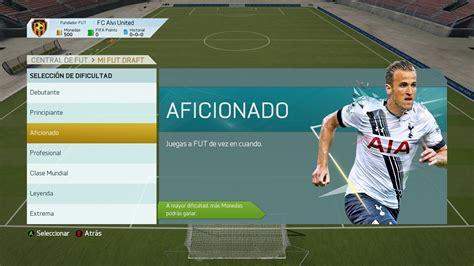 Imágenes de FIFA 16 Ultimate Team para PC - 3DJuegos