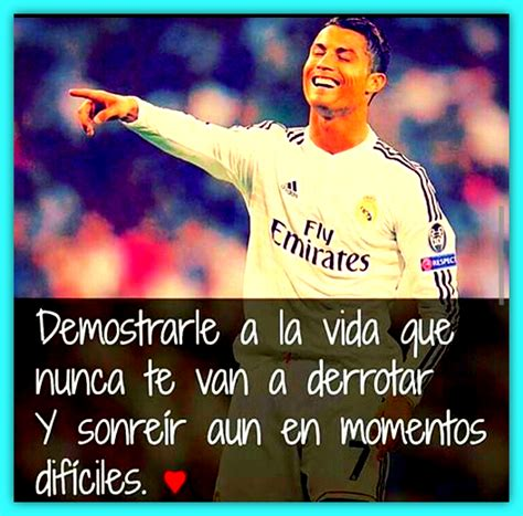 Imagenes De Futbol Con Frases Motivadoras Antes De Un ...