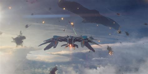 Imágenes de Guardianes de la Galaxia en alta resolución