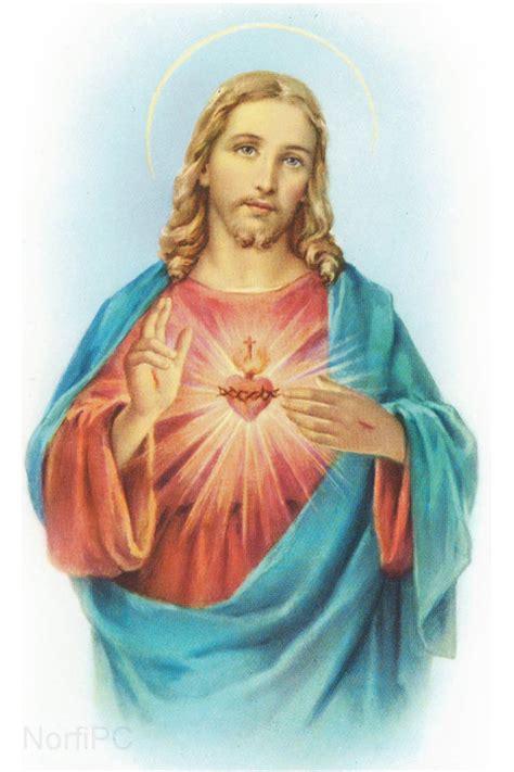 Imágenes de Jesucristo y la Virgen María para fondos de ...