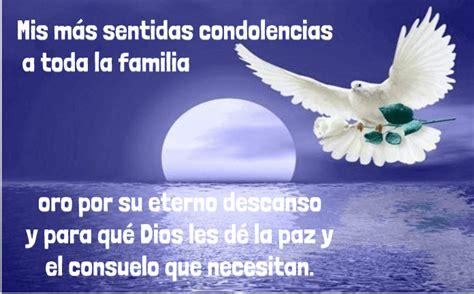 Imágenes De Luto Con Mensajes De Condolencias Para ...