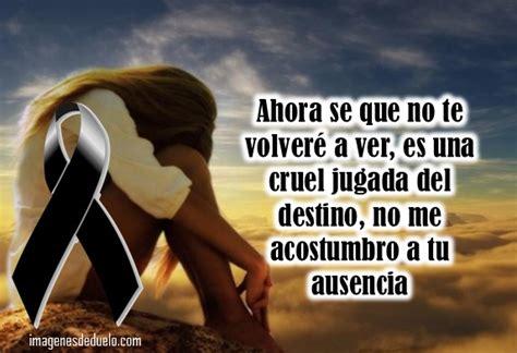 Imágenes De Luto Eterno Para Facebook, Frases De Despedida ...