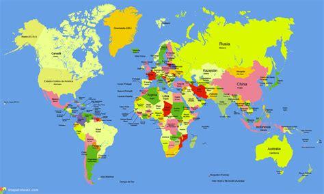 Imágenes De Mapas Mundi Para Descargar Gratis