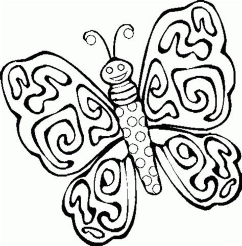 Imagenes de mariposa para calcar - Imagui
