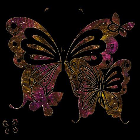 Imagenes de mariposas con brillo en movimiento - Imagui