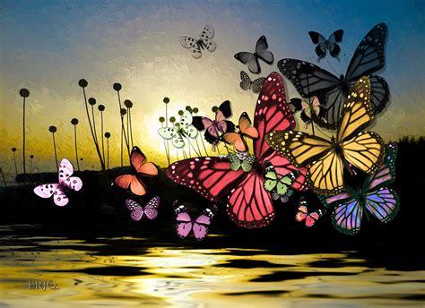 Imagenes De Mariposas De Colores. Perfect Imagenes De ...