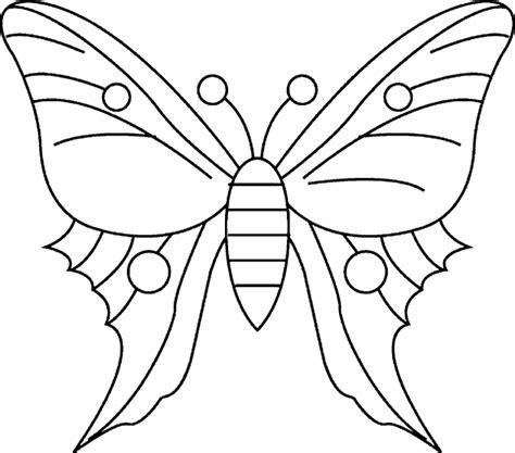 Imagenes de mariposas grandes para pintar - Imagui