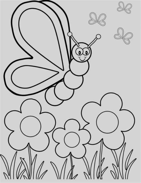 Imagenes De Mariposas Para Colorear Dibujos Im Genes Y ...