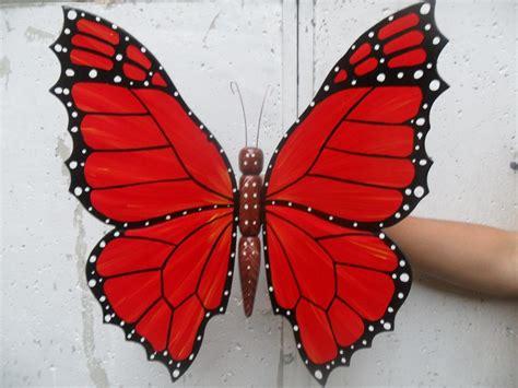 imagenes de mariposas pintadas en madera - Buscar con ...